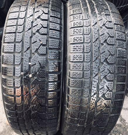 Kunho 235/65r17 2 шт зима резина шины б/у склад