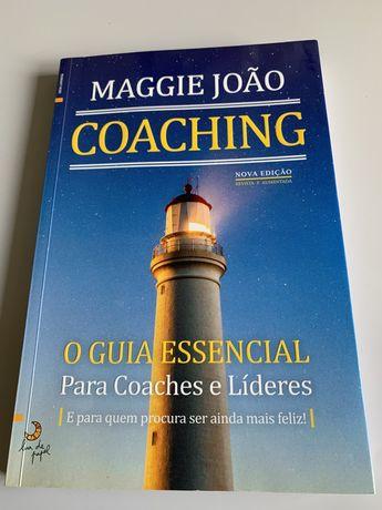 Livro Coaching Maggie Joao