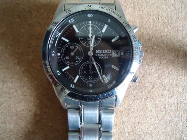 Vendo Relógio Seiko Chronograph