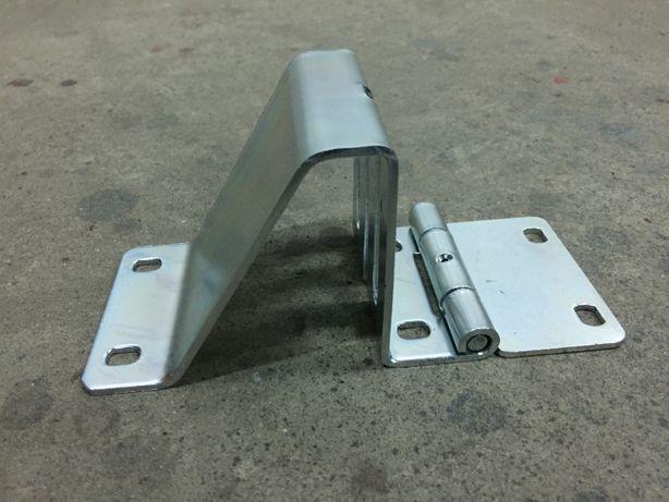 Zawias boczny przemysłowy do bram segmentowych- 037