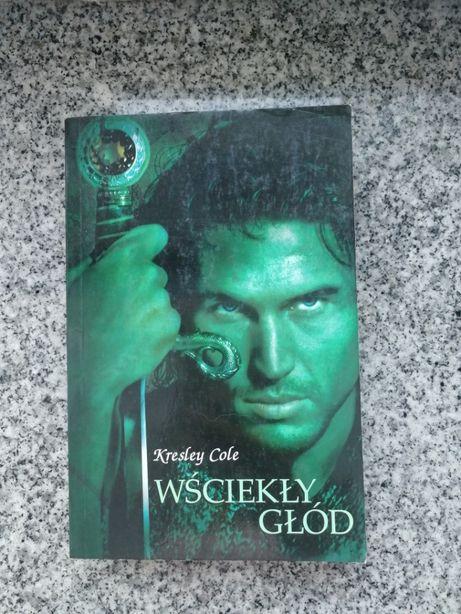 Książka Wściekły głód Kresley Cole