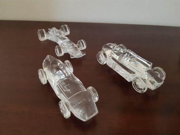 Carros de Cristal - Atlantis