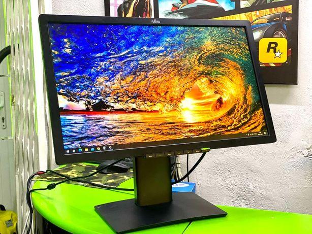 НЕМЕЦКОЕ КАЧЕСТВО!!! Fujitsu B24T-7 / 24 Дюйма / Full HD / LED / HDMI