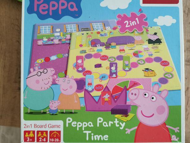 Gra planszowa Świnka Peppa