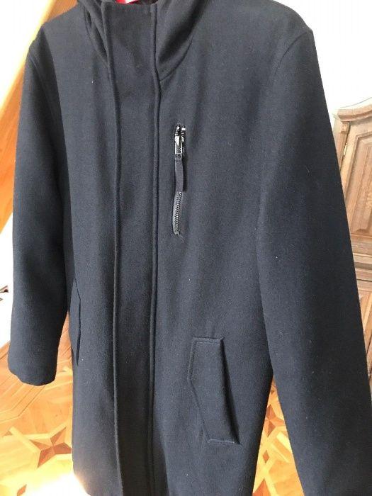 Пальто Minimum Yoshida jacket темно-синее M Бровары - изображение 1