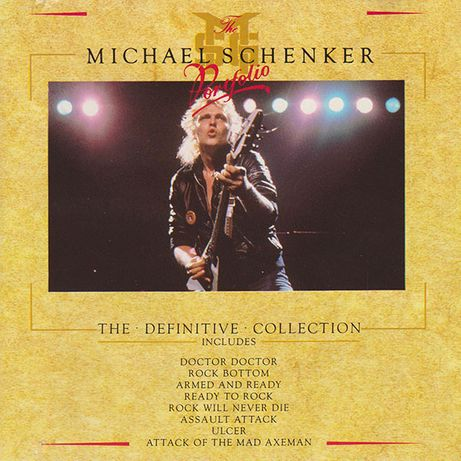 Michael Schenker-płyty.Klasyka Heavy Metal