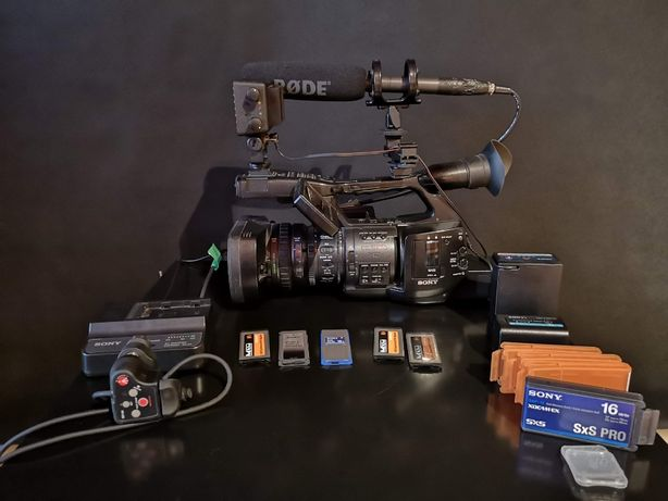 Kamera Sony PMW-EX1R + akcesoria