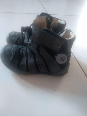 Buty jesienne dla chłopca