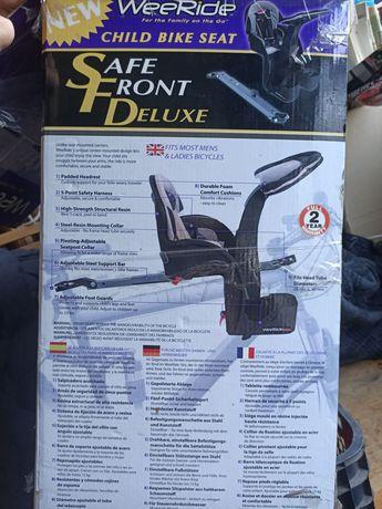Велокрісло на раму