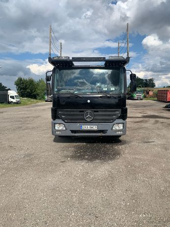 Sprzedam autotransportera Mercedes-benz Actros mp 3