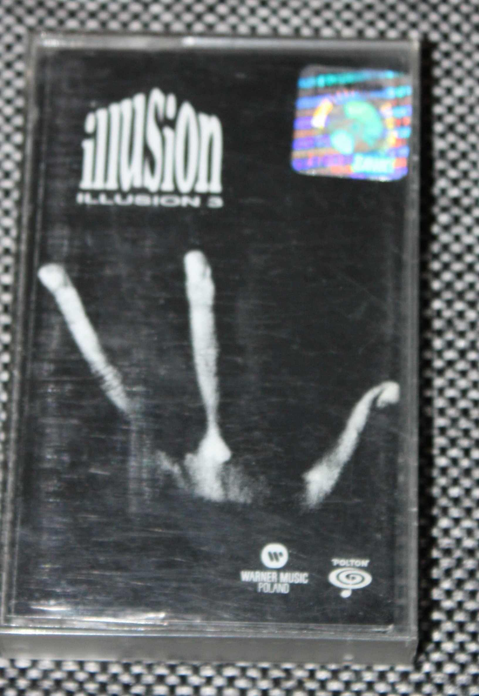 Kaseta magnetofonowa Illusion 3