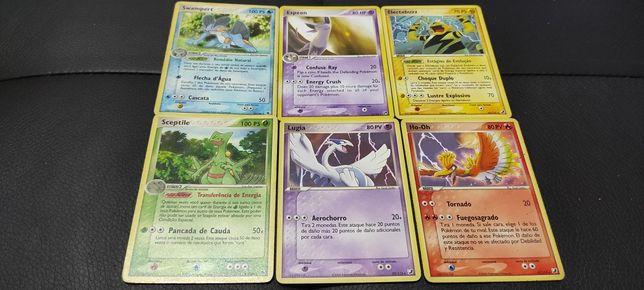 41 Cartas Pokémon Raras!!! Para Despachar!!!