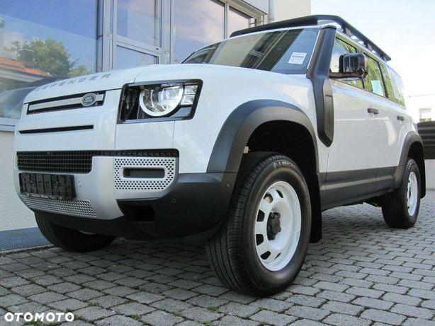 Land Rover Defender 3.0 L D200 Pakiet EXPLORER, Reflektory LED