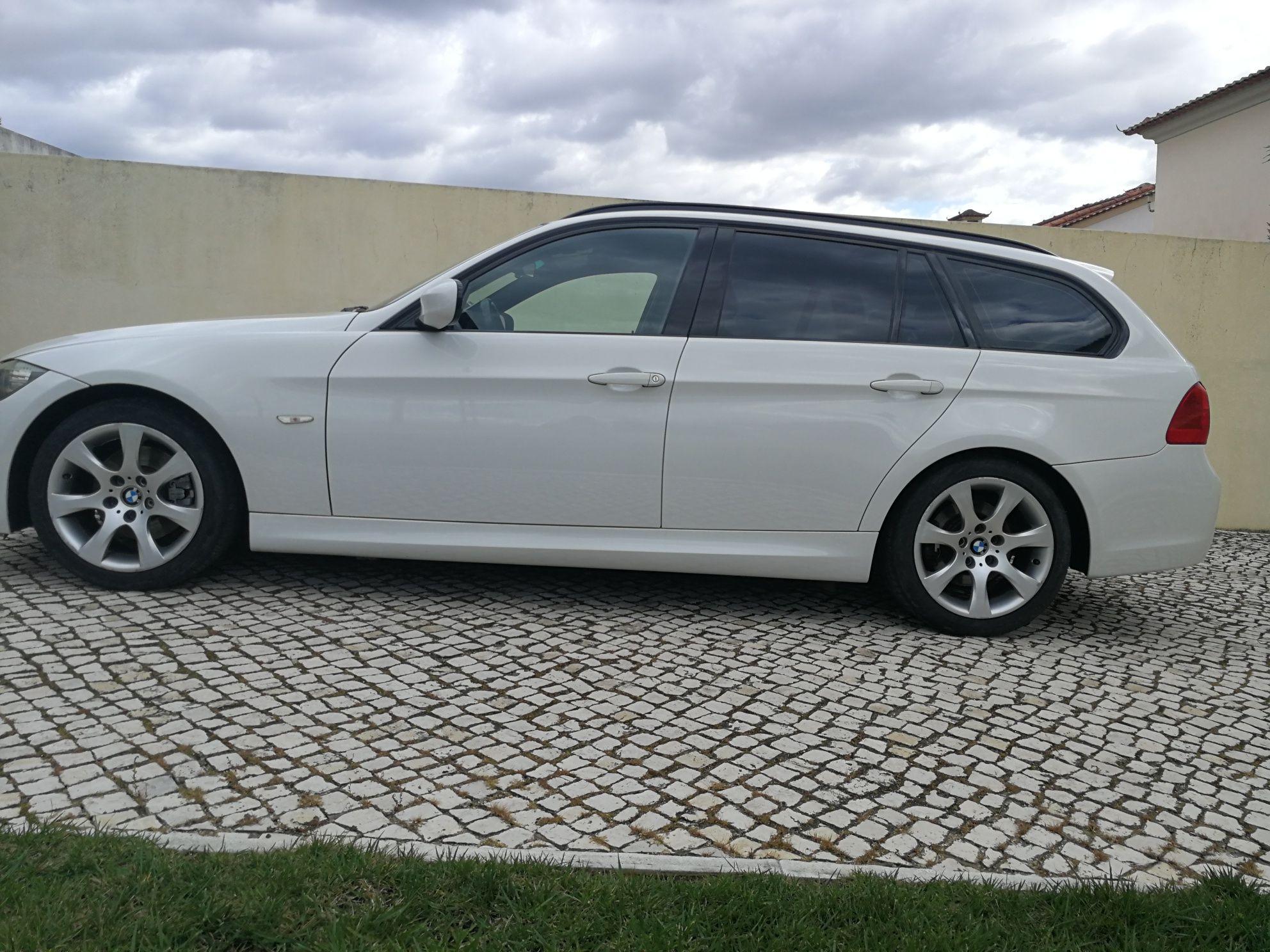 BMW jantes 17 originais com pneus 225 45r17