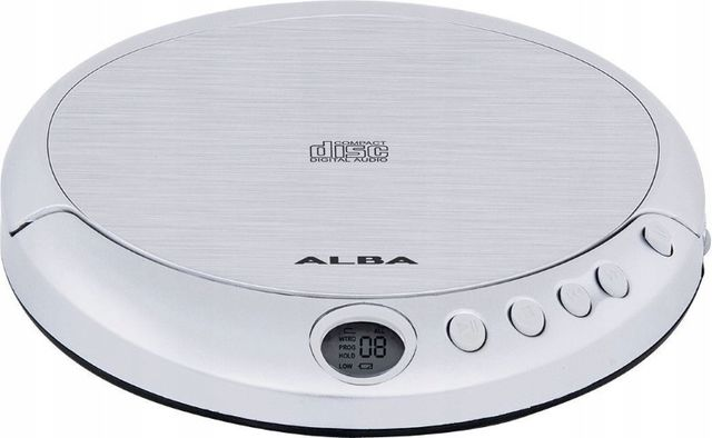 Przenośny Odtwarzacz CD Alba DISCMAN