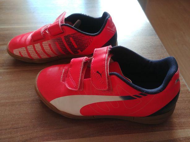 Buty halowe Puma dziecięce 31 Eur