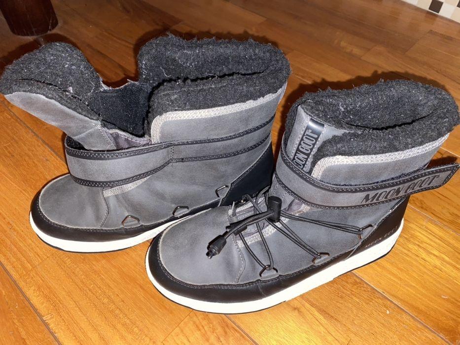 Сапожки Moon Boot Затишье - изображение 1