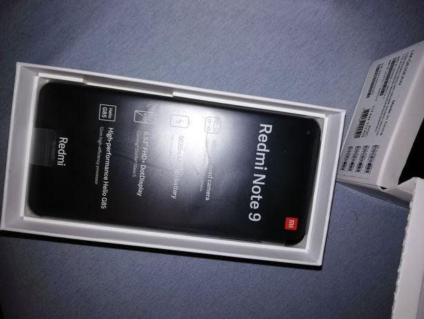 Redmi Note 9 telefon nowy.