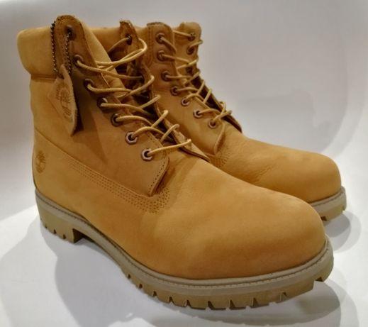 Nowe męskie glany martensy buty Timberland 6 Inch Premium rozmiary 46