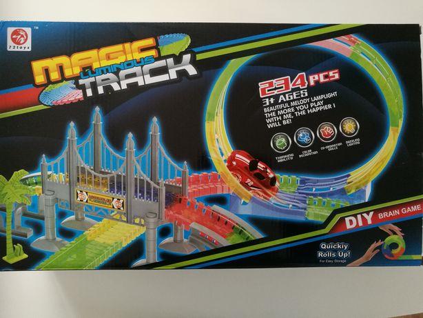Tor samochodowy master track