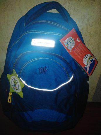 Рюкзак новый для мальчика.