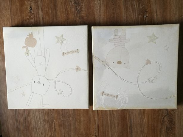 Obrazki na ścianę dla dzieci