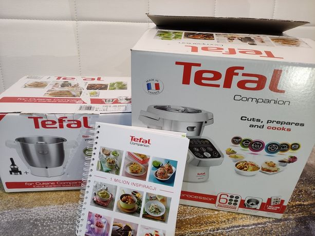 TEFAL Cuisine Companion FE800A38 + GRATIS