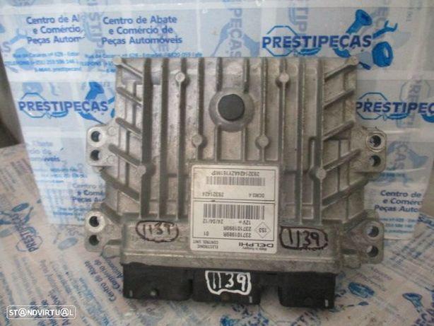 Centralina 237101989R 237101990R RENAULT / CLIO 3 FASE 2 / 2012 / 1.5DCI /