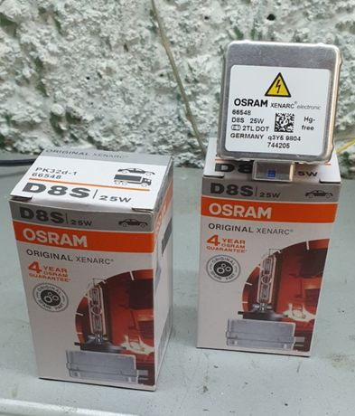 Osram Original D8S XENARC 66548