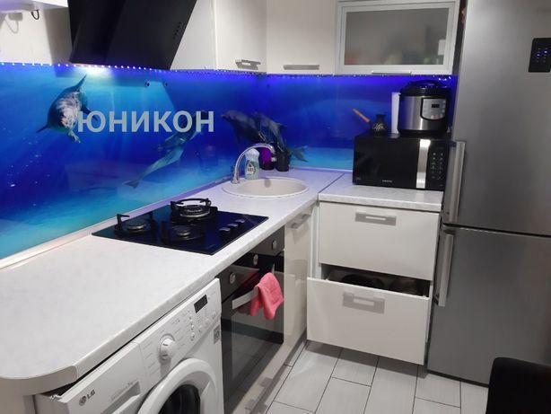 2к. Космос. Раздельные комнаты. Встроенная кухня с техникой. ОСББ.
