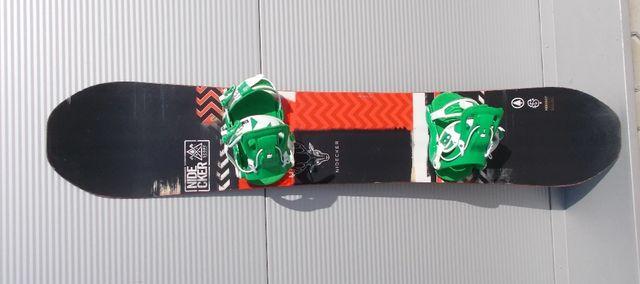 Deska snowboardowa NIDECKER 159cm