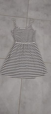 Sukienka w paski rozmiar S  36