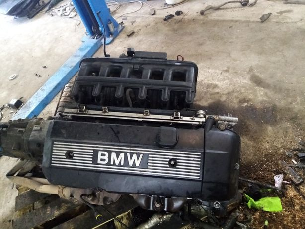 Розборка двигуна BMW E39 2.5Benzin.