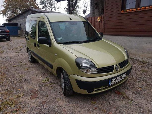 Renault Kangoo 2006r, stan bdb,  BEZ WKLADU FINANSOWEGO