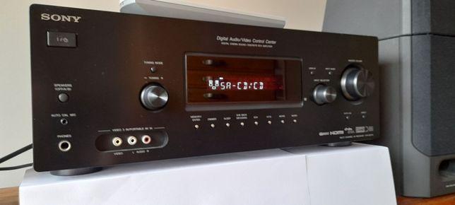 SONY STR-DG710 - Recetor AV de cinema em casa de 6.1 canais