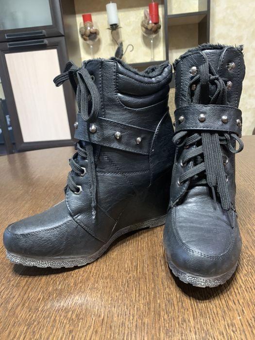 Ботинки женские зима Житомир - изображение 1