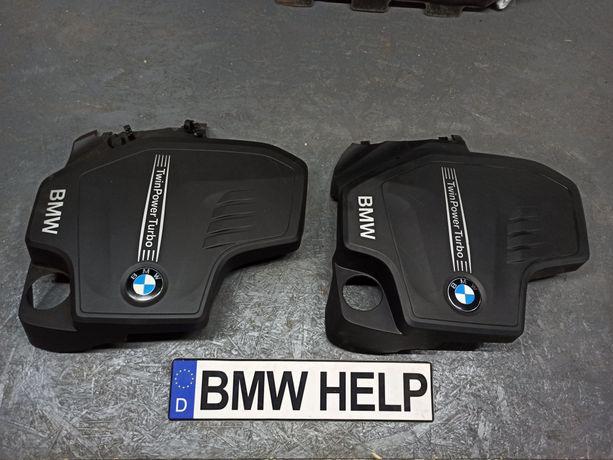 Крышка двигателя БМВ Ф10 Ф25 Ф30 Шумка Капота F10 Разборка BMW HELP