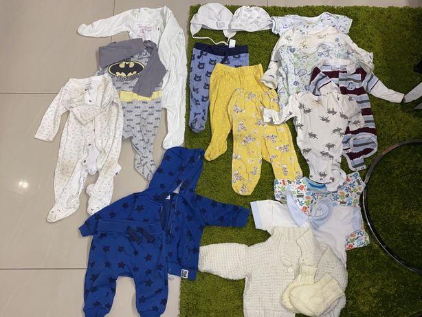 Пакет детских вещей 3-6 месяцев