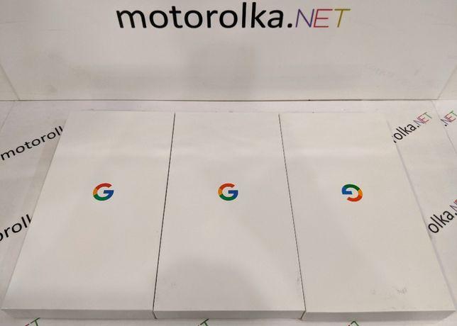 Google Pixel 3aXL 64GB/4GB Just Black Clearly White Purple-ish SlimBox