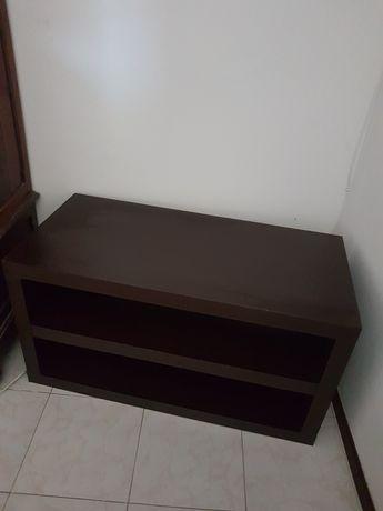 Móvel de TV usado