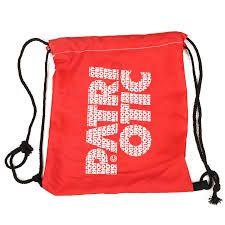 Worko - plecak Cls Fonts kolor czerwony 100% Patriotic