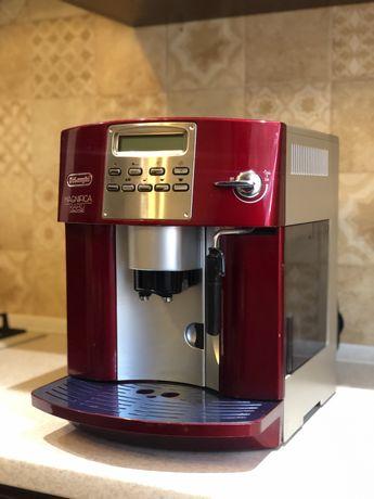 Delonghi Magnifica Rapid Cappuccino Red ESAM 3400