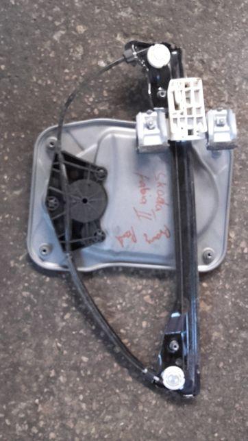 Skoda Fabia II mechanizm podnoszenia szyby