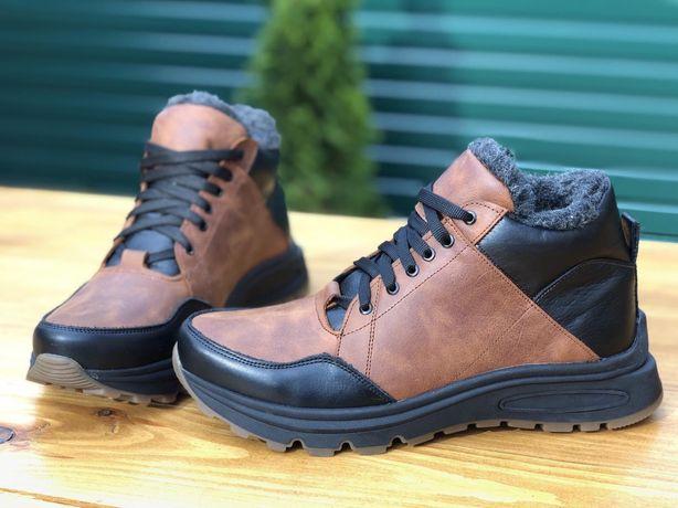Ботинки кожаные опт - розница