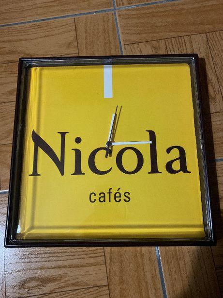 Relógio Nicola Cafés