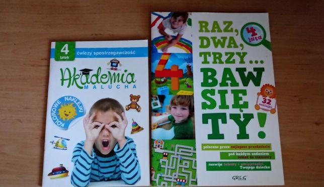 Książki dla 4 latka