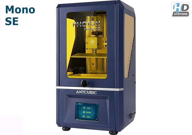 Anycubic Photon Mono SE - SLA 3D принтер / гарантия 12 мес в Украине