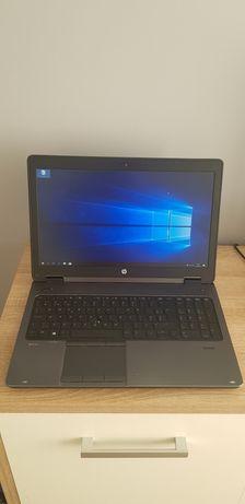 Laptop Hp ZBook 15 i7 4700MQ 8Gb ram Dysk 1T Quadro k610M FullHD