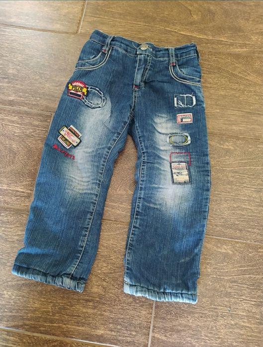 Штани, джинси теплі Городецкое - изображение 1