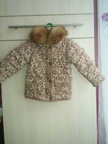 Курточка на12-18 місяців